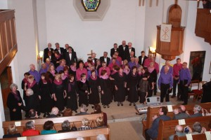 3. Konzert-Auftritt, Evang. Kirche Graupa - Liederkranz & Graupa-Chor (IMG_9367)