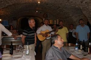 4. Weinprobe im Gewölbekeller 3 (DSC01290)
