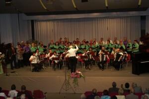 Harmonika-Orchester RV, Chor Graupa, Liederkranz Bft. (DSC07554)