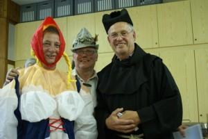 Joe, Dieter & Werner, Vereinsheim (DSC07344)