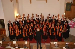 Konzert-Auftritt am 01.10.2011, Evang. Kirche Graupa (DSC00045)