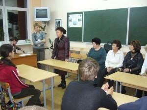 Raissa schwärmt in Schule 20 (P1320484)