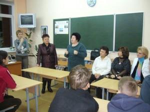 Raissa schwärmt in Schule 20 (P1320489)