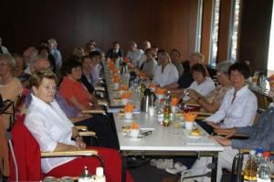 Rathaus-Empfang, Warten auf Kaffee, (DSC07212)