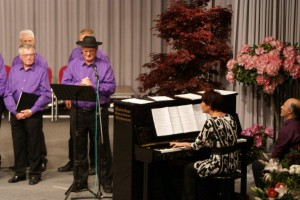 Solo-Vortrag Horst, Irene am Klavier (DSC07530)