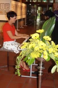 Irene Streis, unsere Dirigentin